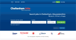 Preview of cheltenham-jobs.co.uk